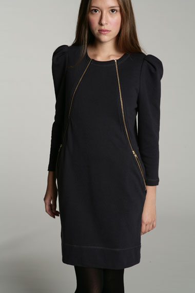 Karen Walker she's cracked zip dress 148£ (urbanoutfitters.co.uk)