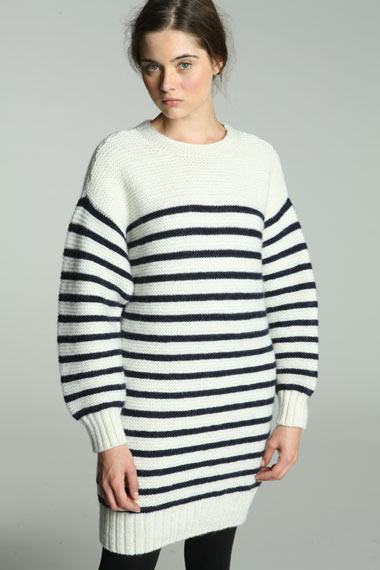 t.b.a stripe chunky knit dress 150£ (urbanoutfitters.co.uk)